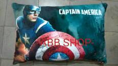 Bantal Print Captain America