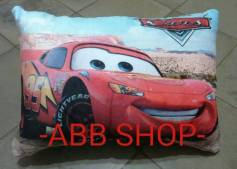 Bantal Print Cars