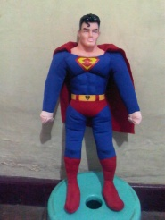 Boneka Superman